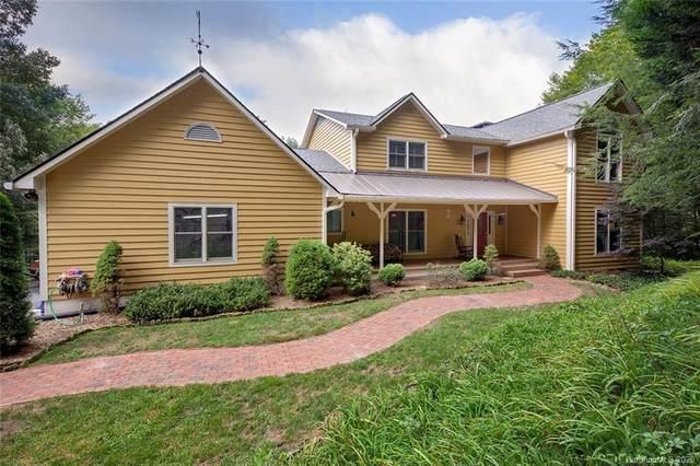 83 Overcrest Circle, Brevard, NC 28712 (#3663122) :: MartinGroup Properties