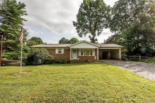 154 Windy Hill Road, Statesville, NC 28625 (#3663156) :: LePage Johnson Realty Group, LLC