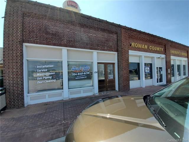 104 Central Avenue, Landis, NC 28088 (#3663182) :: Austin Barnett Realty, LLC