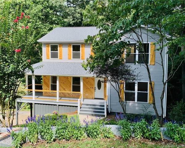 7 Foothills Road, Asheville, NC 28804 (#3663222) :: Stephen Cooley Real Estate Group