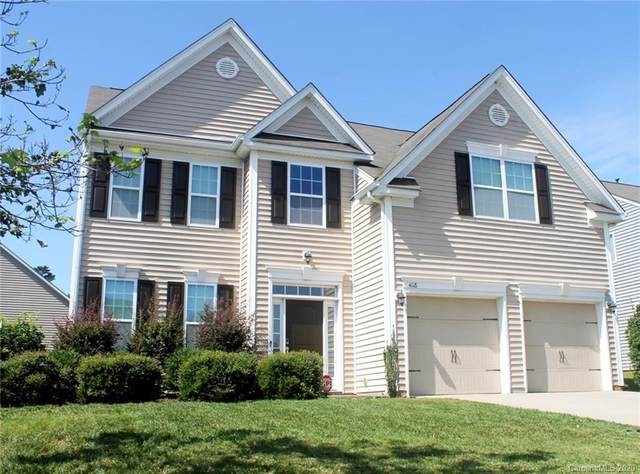 4118 Caldwell Ridge Parkway, Charlotte, NC 28213 (#3663243) :: IDEAL Realty