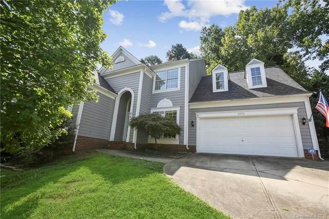 6426 Skyline Drive, Charlotte, NC 28269 (#3663268) :: Johnson Property Group - Keller Williams