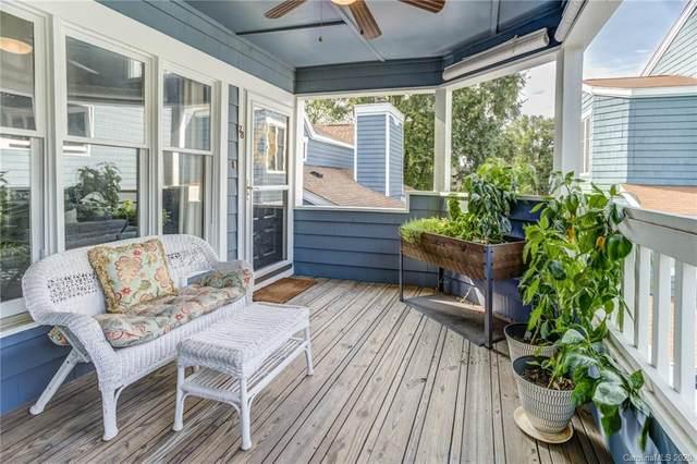 423 W 8th Street #78, Charlotte, NC 28202 (#3663280) :: High Performance Real Estate Advisors