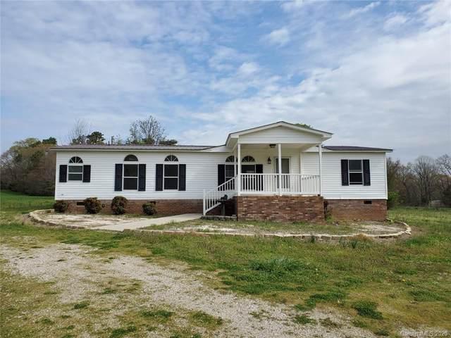 4117 Van Sneed Road, Marshville, NC 28103 (#3663315) :: Besecker Homes Team