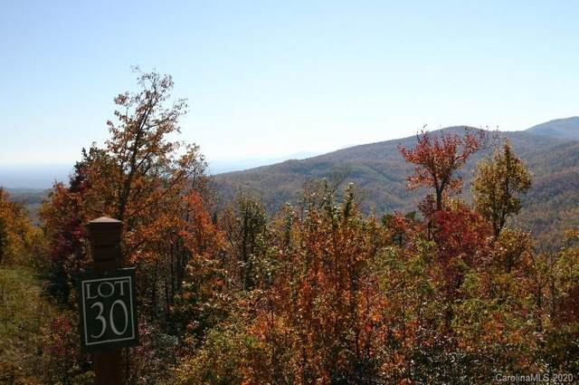 Lot 30 High Cliffs Trail, Black Mountain, NC 28711 (#3663320) :: Caulder Realty and Land Co.