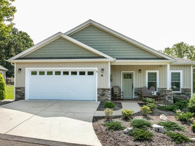 7 Bee Tree Village Parkway, Swannanoa, NC 28778 (#3663342) :: Miller Realty Group