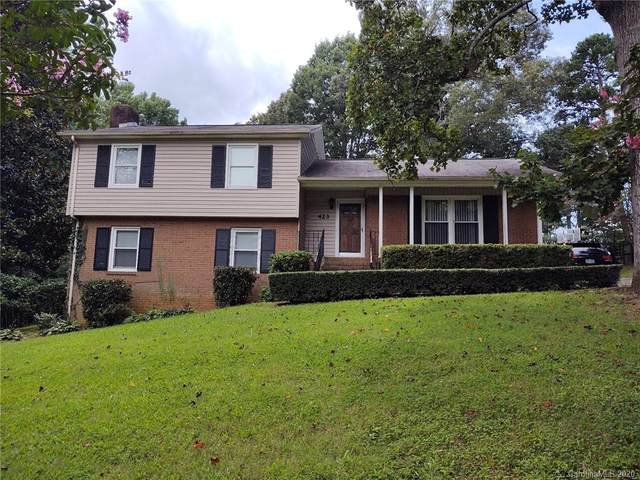 423 Willow Road, Salisbury, NC 28147 (#3663385) :: Homes Charlotte