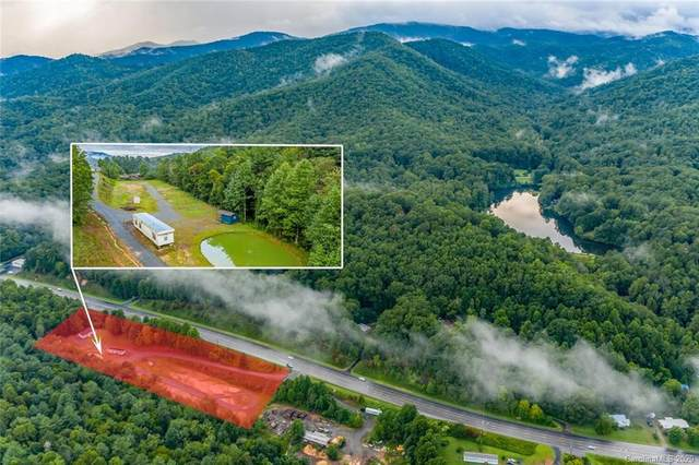 99999 Asheville Highway, Pisgah Forest, NC 28768 (#3663394) :: Robert Greene Real Estate, Inc.
