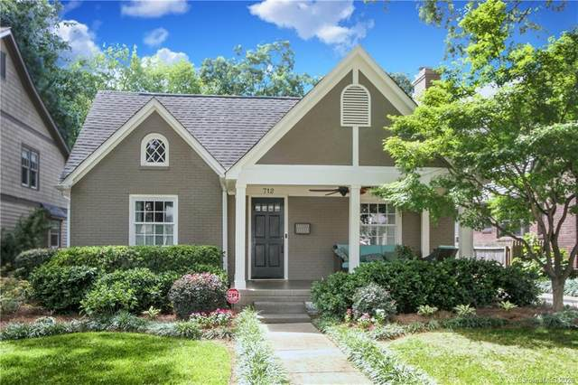712 Templeton Avenue, Charlotte, NC 28203 (#3663405) :: Miller Realty Group