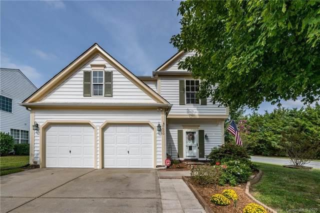 5650 Bentgrass Run Drive, Charlotte, NC 28269 (#3663411) :: Johnson Property Group - Keller Williams