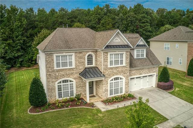 651 Quicksilver Trail, Fort Mill, SC 29708 (#3663443) :: Stephen Cooley Real Estate Group
