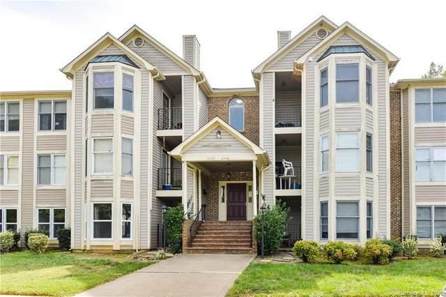 6228 Rosecroft Drive #8, Charlotte, NC 28215 (#3663452) :: MartinGroup Properties