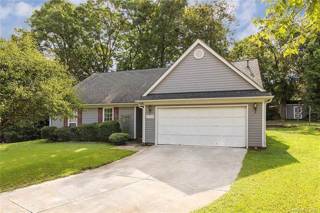 2725 Haversham Court, Charlotte, NC 28216 (#3663473) :: Stephen Cooley Real Estate Group