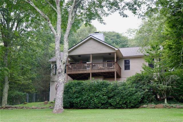 80 Eagle View Circle, Waynesville, NC 28786 (#3663479) :: High Performance Real Estate Advisors