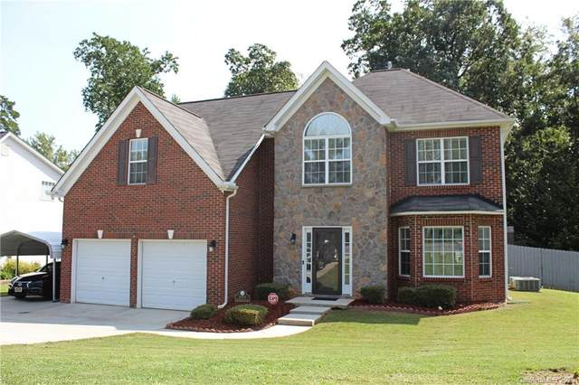 1919 Weddington Road, Matthews, NC 28105 (#3663489) :: High Performance Real Estate Advisors