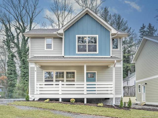 129 Aurora Drive #11, Asheville, NC 28805 (#3663503) :: LePage Johnson Realty Group, LLC