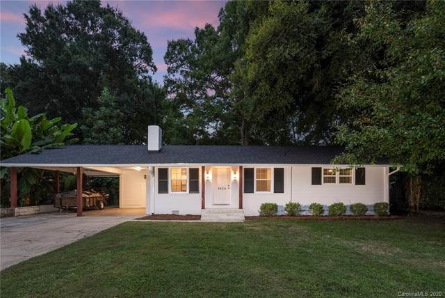 3424 Stonehaven Drive, Charlotte, NC 28215 (#3663509) :: MartinGroup Properties