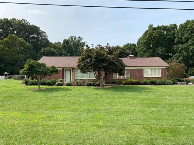3105 Lookout Street N, Claremont, NC 28610 (#3663601) :: Ann Rudd Group