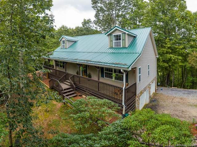 46 Michelle Lane, Leicester, NC 28748 (#3663604) :: Stephen Cooley Real Estate Group