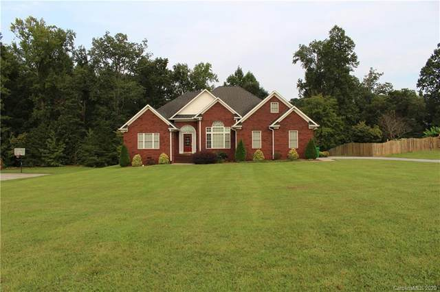 1129 Legion Club Road, Salisbury, NC 28146 (#3663671) :: Keller Williams South Park