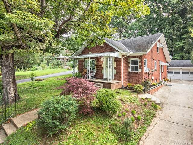 304 Rhododendron Avenue, Black Mountain, NC 28711 (#3663676) :: MartinGroup Properties