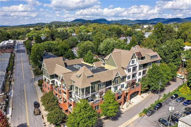 190 Broadway Street #306, Asheville, NC 28801 (#3663811) :: High Performance Real Estate Advisors