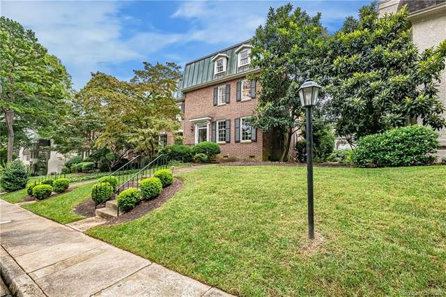 154 Perrin Place, Charlotte, NC 28207 (#3663825) :: MartinGroup Properties