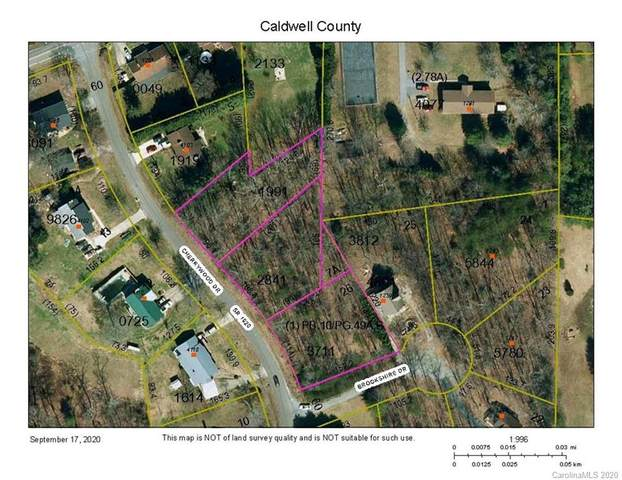 TBD Cherrywood Drive, Hudson, NC 28638 (#3663836) :: Stephen Cooley Real Estate Group