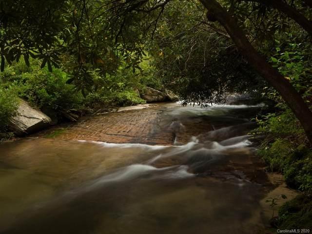 Lot 0 Williamson Creek Road, Pisgah Forest, NC 28768 (#3663851) :: Carlyle Properties