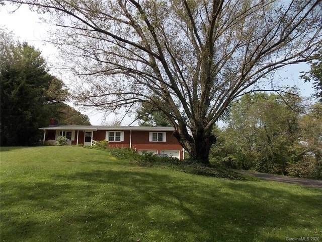 61 Frisbee Road, Leicester, NC 28748 (#3663887) :: MartinGroup Properties