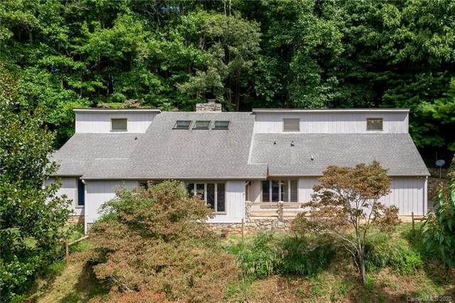 100 Ballantree Drive, Asheville, NC 28803 (#3663898) :: Miller Realty Group
