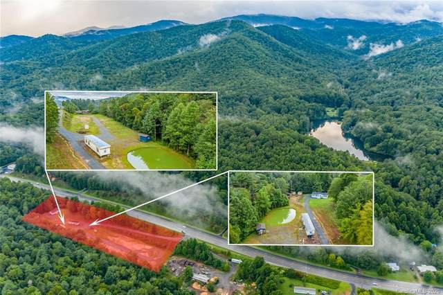99999 Asheville Highway, Pisgah Forest, NC 28768 (#3663909) :: Robert Greene Real Estate, Inc.