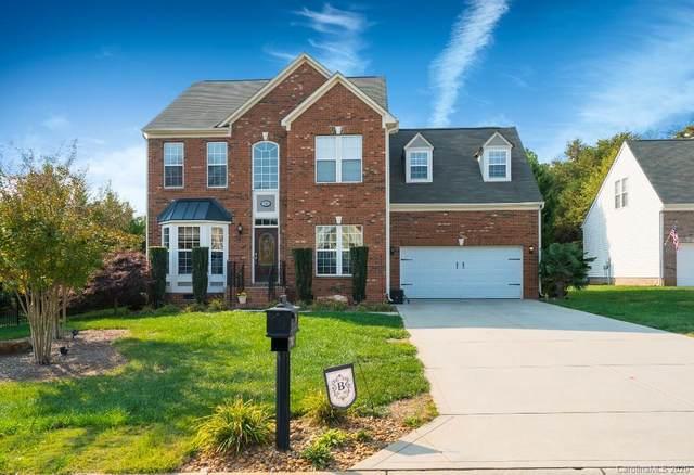 7942 Harbour Ridge Court, Denver, NC 28037 (#3663925) :: Stephen Cooley Real Estate Group