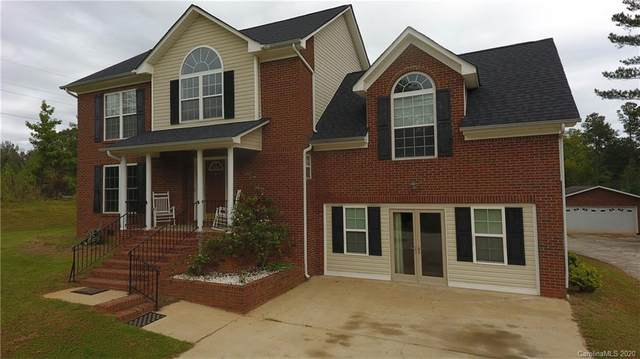 4825 Country Club Road, Wadesboro, NC 28170 (#3663952) :: Stephen Cooley Real Estate Group