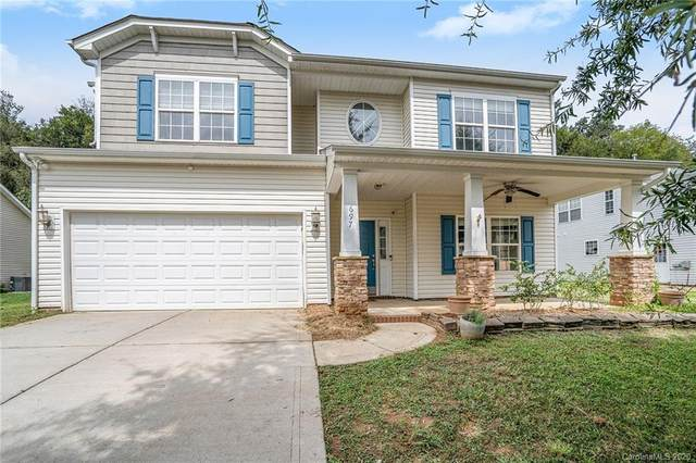 697 Yvonne Drive SW, Concord, NC 28027 (#3663954) :: DK Professionals Realty Lake Lure Inc.
