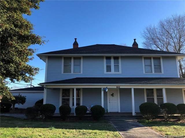 628 E Main Street C, Lincolnton, NC 28092 (#3663964) :: MartinGroup Properties