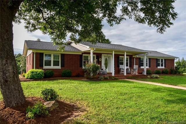 158 Emma Drive, Ellenboro, NC 28040 (#3663969) :: Robert Greene Real Estate, Inc.