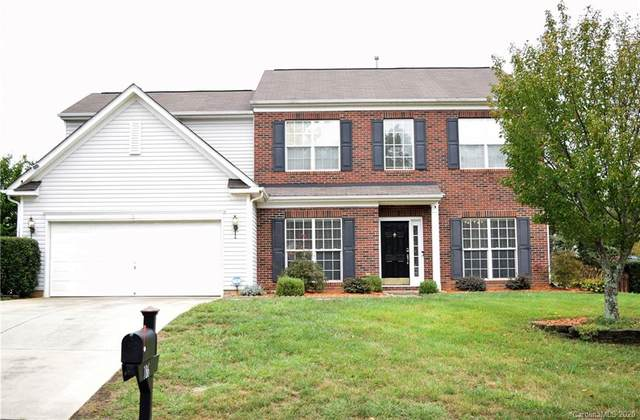 186 Golden Valley Drive, Mooresville, NC 28115 (#3664000) :: Stephen Cooley Real Estate Group