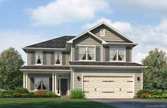 266 Jaida Lane #22, Oakboro, NC 28129 (#3664014) :: LePage Johnson Realty Group, LLC