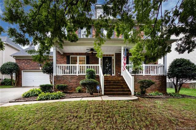 14512 Harvington Drive, Huntersville, NC 28078 (#3664073) :: LePage Johnson Realty Group, LLC