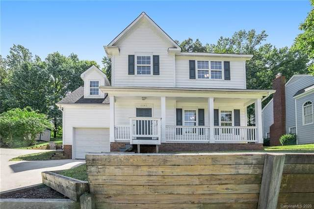 1141 Well Spring Drive, Charlotte, NC 28262 (#3664078) :: Stephen Cooley Real Estate Group