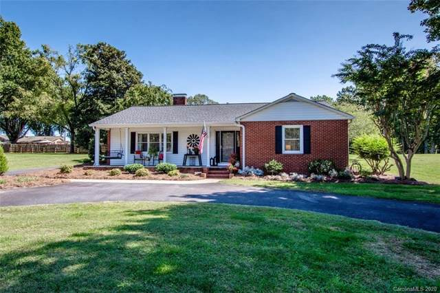 321 Wagner Street, Troutman, NC 28166 (#3664085) :: LePage Johnson Realty Group, LLC