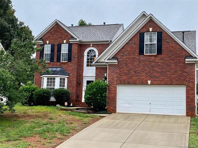 10152 Spring Park Drive, Charlotte, NC 28269 (#3664116) :: High Performance Real Estate Advisors