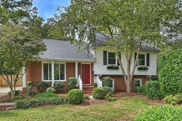 1934 Townsend Avenue, Charlotte, NC 28205 (MLS #3664125) :: RE/MAX Journey