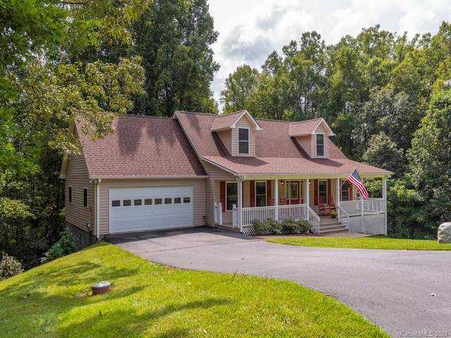 50 Azalea Drive, Weaverville, NC 28787 (#3664242) :: Premier Realty NC