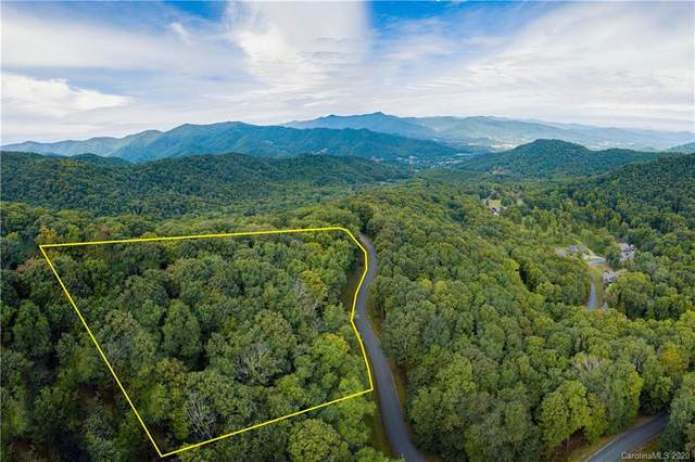 Lot 18 St Andrews Road, Waynesville, NC 28786 (#3664243) :: Exit Realty Vistas