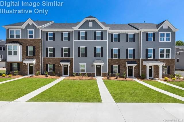 1241 Ashbury Street 1014A, Charlotte, NC 28216 (#3664248) :: Johnson Property Group - Keller Williams