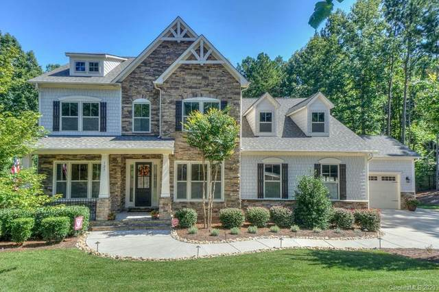123 Silver Lake Trail, Mooresville, NC 28117 (#3664281) :: Besecker Homes Team