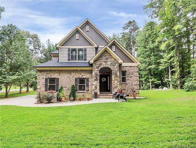 2200 Lakeview Circle, Matthews, NC 28105 (#3664294) :: Carolina Real Estate Experts