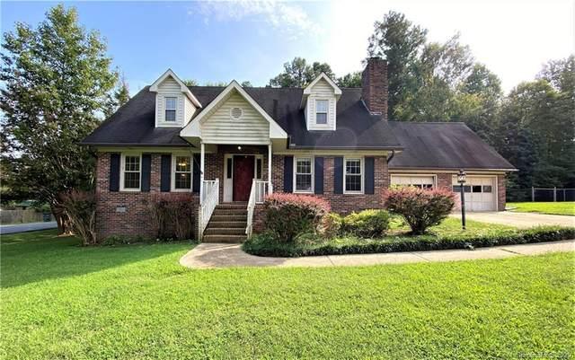 109 Fairfax Drive, Salisbury, NC 28146 (#3664322) :: Mossy Oak Properties Land and Luxury